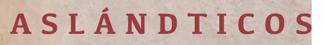 Aslándticos Logo
